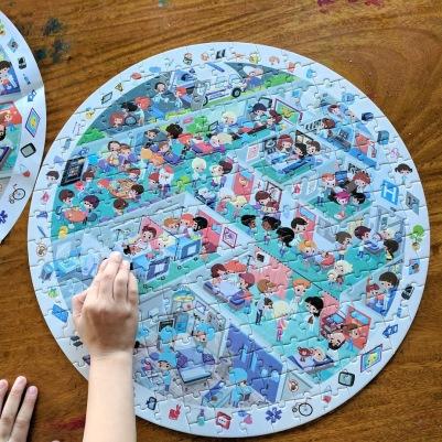 puzzle finished